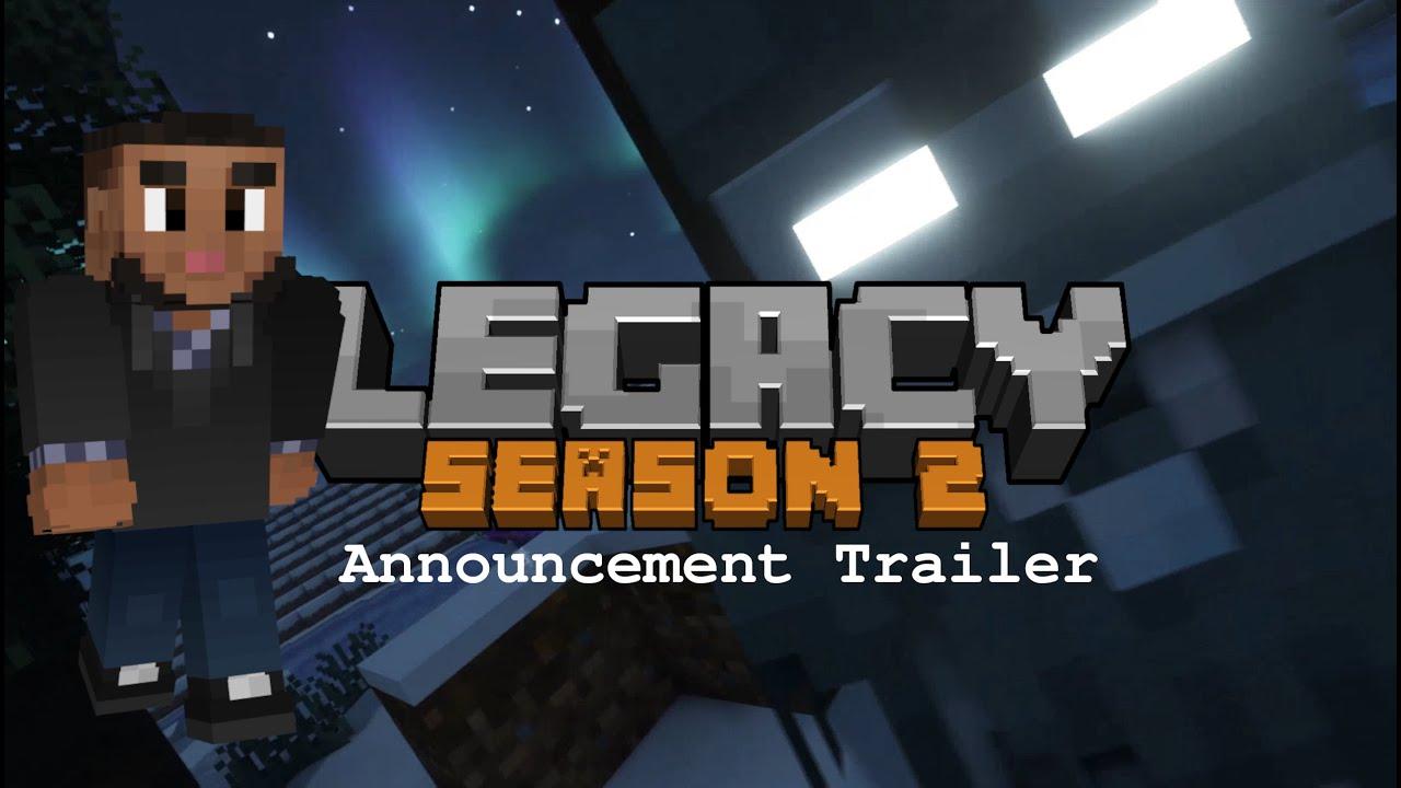 Musicman's LEGACY SMP Announcement Trailer!