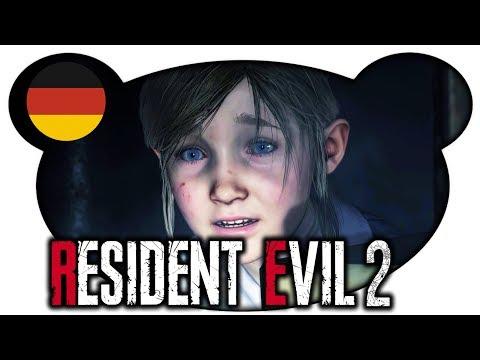 Du brauchst Hilfe - Resident Evil 2 Remake Claire ???????? #03 (Horror Gameplay Deutsch)