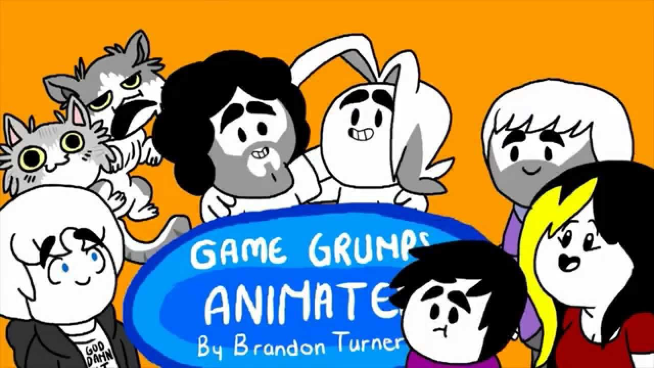 Game Grumps Animated: theme song - by Brandon Turner