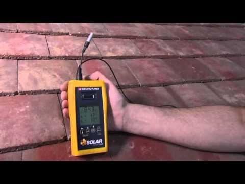 Screwfix - Survey 200R Solar Test Meter