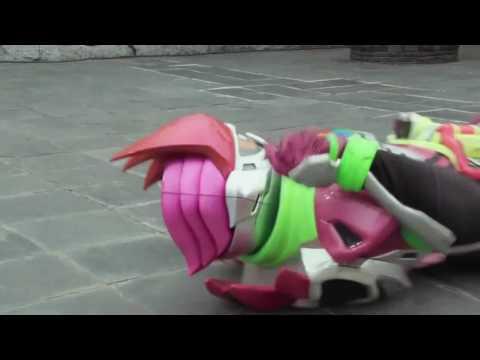 Kamen Rider Ex-Aid : Kamen Rider Poppy