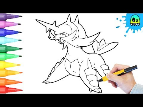 Pokemon Coloring Pages Samurott And Friends Book Fun