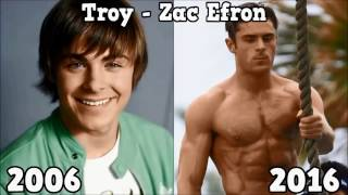 Famous kids Then And Now 2016