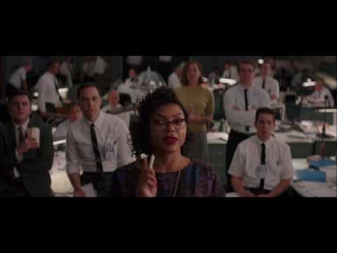 Euler's Method scene in Hidden Figures