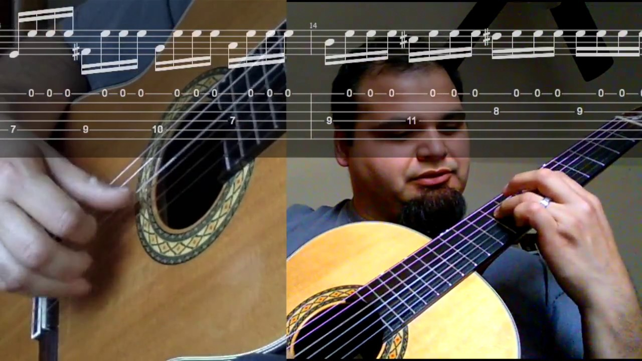 Classical Guitar Sheet Music by LA Guitar Academy