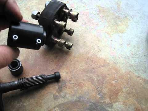 how to make a drive shaft