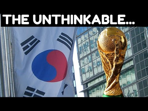 WHAT IF - South Korea had won the 2002 World Cup.