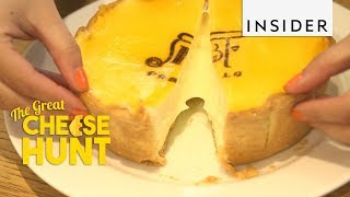 Gooey Cheese Tart, Tokyo | The Great Cheese Hunt, Ep 4
