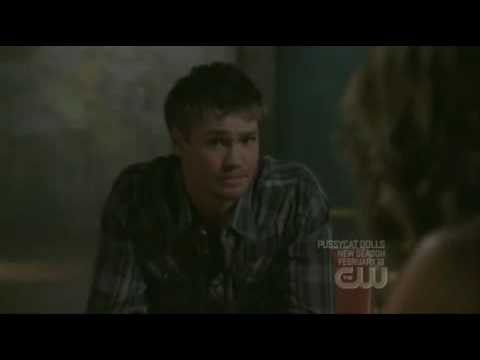 One Tree Hill 5x06 - Leyton Fight