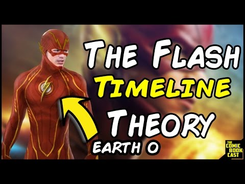 The Flash Earth 0 And Original Not Seen Earth 1 Theory