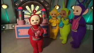 Repeat youtube video Sjung & spela med Teletubbies del 2 (svenska)
