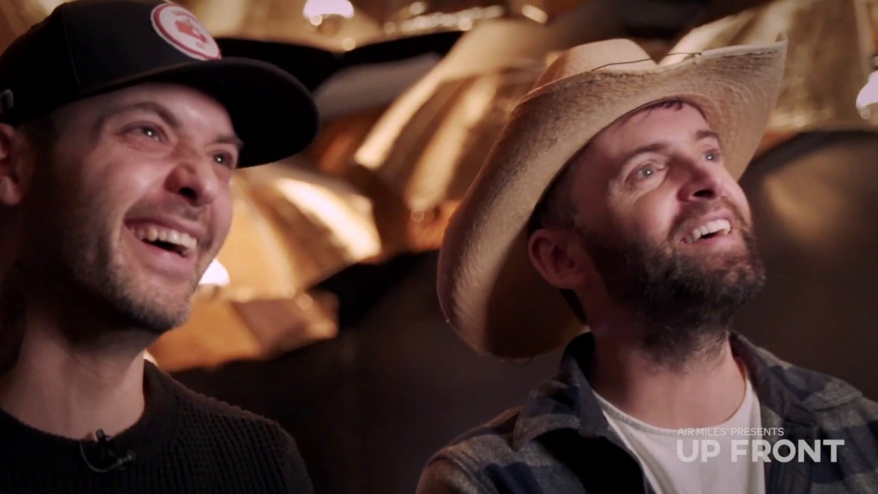 Up Front with Dallas Smith & Dean Brody
