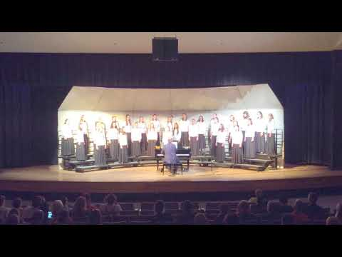 Tabb High School Girls Ensemble Spring Concert 2018