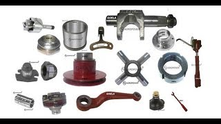 Massey Ferguson Parts Catalog - 2 | Tractor Spare parts Video