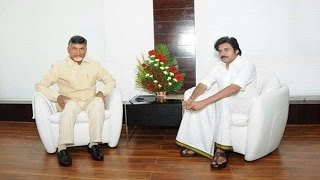 Pawan Kalyan Meets Chandrababu - Watch Exclusive Details