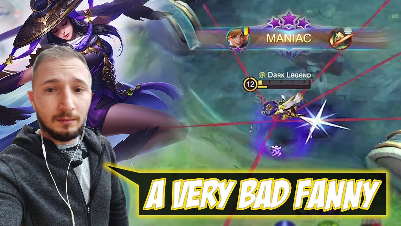 This Is Why I don't Play Fanny... | MLBB