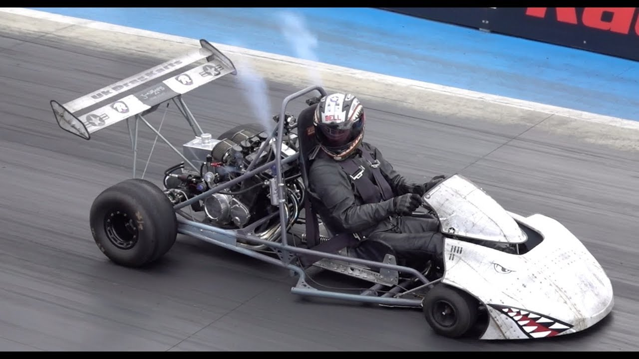 purpose built drag karts are a real thing and they fly purpose built drag karts are a real