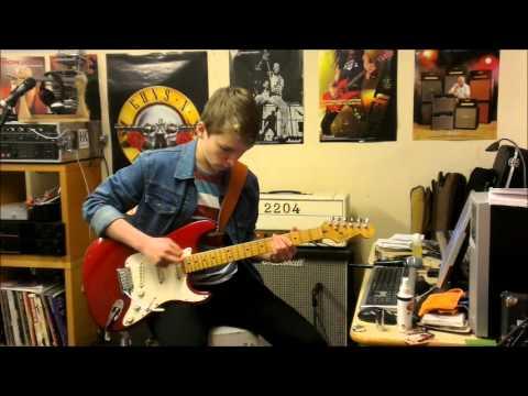 Fitzpleasure Guitar Cover Youtube