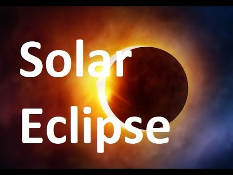 Solar Eclipse July 12 - 2018