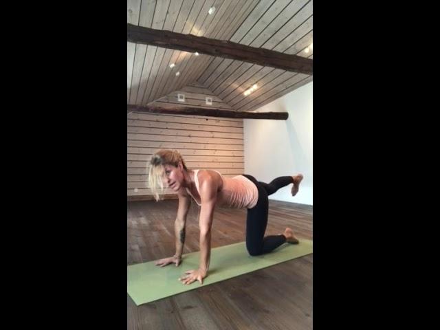 Yoga för ryggen