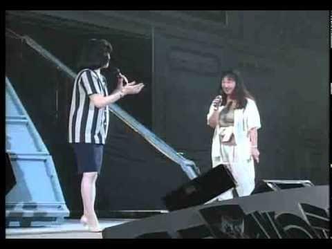 Ran (Kazue Komiya) and Benten (Yūko Mita) - Urusei Yatsura 10th Anniversary Party