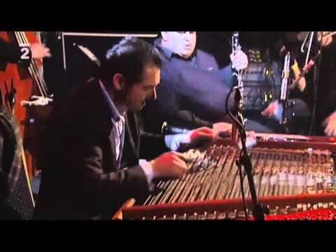 Marco Pillo cimbalom, Ivan Herak primas, Jaroslav Sveceny violin, Roma Orchestra_part 1.