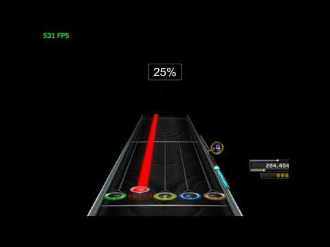 The Sin & The Sentence (Open Note Chart) FC