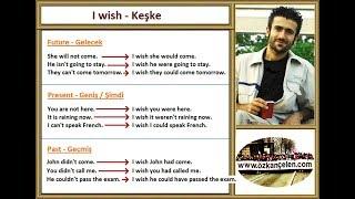 4 I Wish Keşke Cümle Yapısı