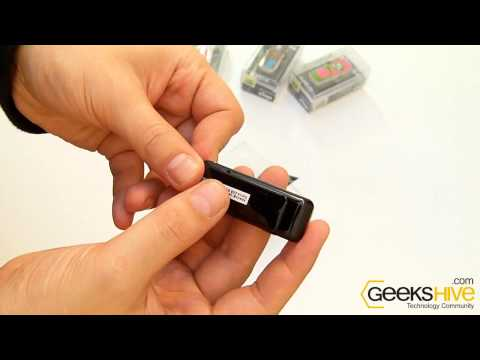 Native Mp3 Player Noblex - Unboxing by www.geekshive.com