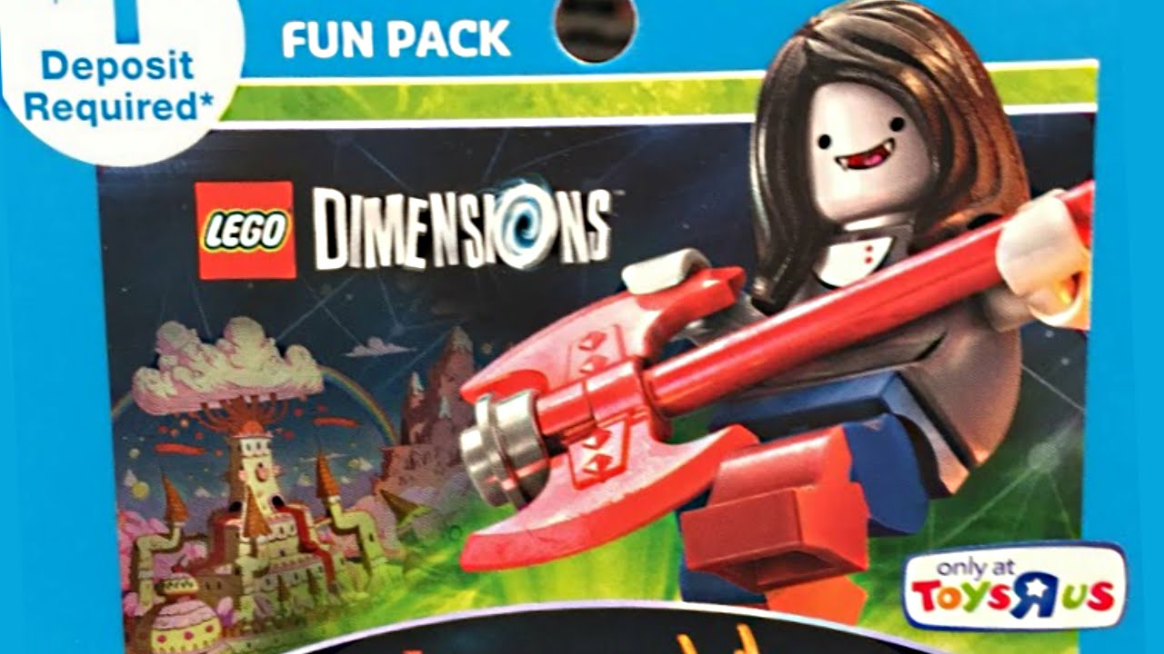 LEGO Adventure Time Marceline fun pack revealed    YouTube
