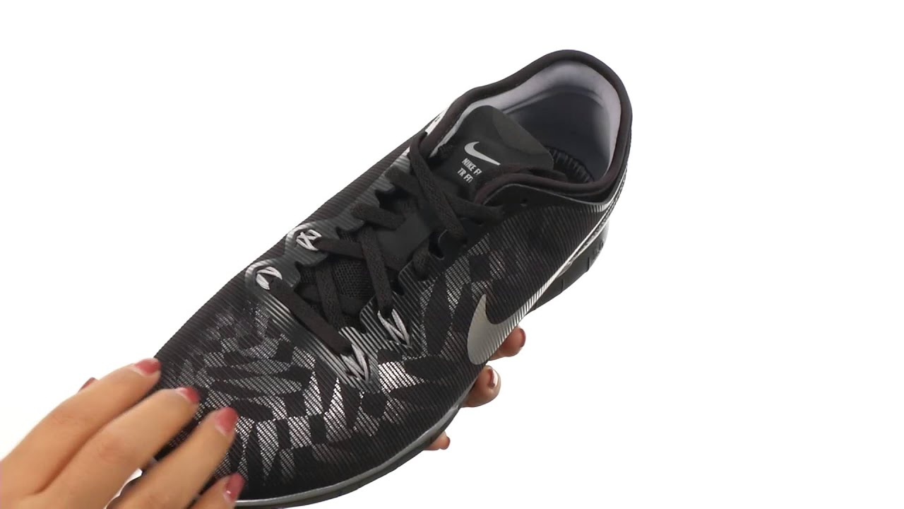 350c9c77be0 Nike Free 5.0 TR Fit 5 MTLC SKU 8598994 - YouTube