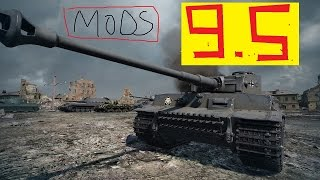 Wot MODS 9.5