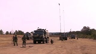 Передать сигнал за считаные минуты  в Забайкалье стартовал конкурс военных связистов