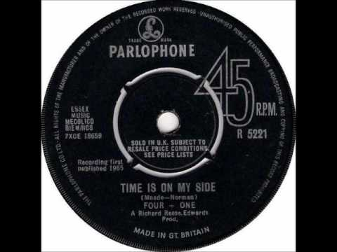 Four + One - Time Is On My Side (1965)