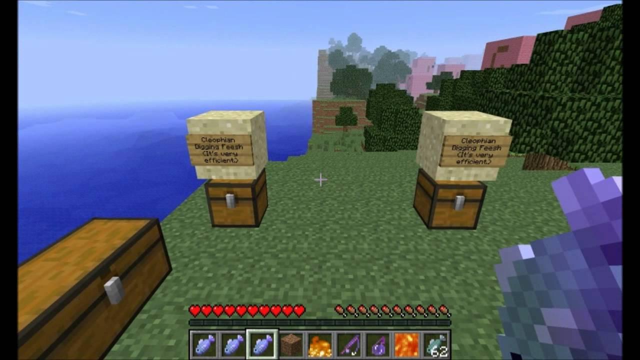 minecraft mods - How do I enchant un-enchantable items? - Arqade