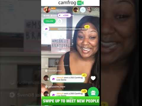 """Congrats To BritBrat1986 Who Won $500 By Participating In """"I Love Camfrog"""" Video Contest"""