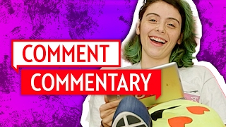 Birds of Prey on Comment Commentary!