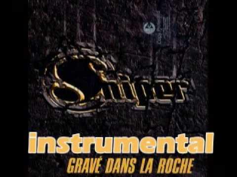 Sniper - Graver dans la roche - instrumental [lyric]