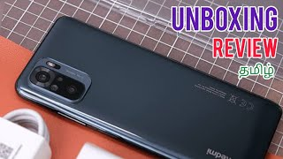 Redmi note 10 Unboxing and full review in tamil | @Tamil Tech MoZo - தமிழ்