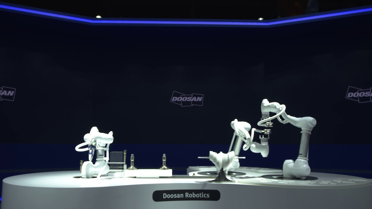 Robot Dance 2018 Robotworld Youtube