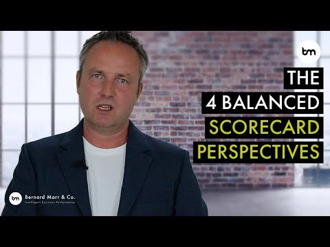 What Are The Four Balanced Scorecard Perspectives? Simple Explanation For Anyone
