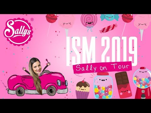 Neuigkeiten und Innovationen / Sally on Tour / ISM 2019 / Sallys Welt