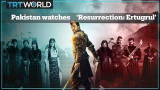 Millions watch Turkish series 'Resurrection: Ertugrul' in Pakistan
