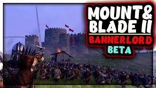 Więc zagrałem w Mount & Blade II: BANNERLORD