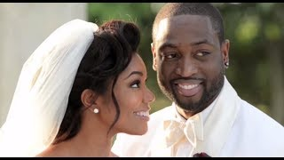 Happy 4th Anniversary Dwyane Wade and Gabrielle Union