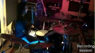 Assenza - Ricky Perugini (Drum recording session)