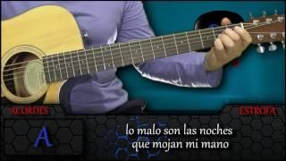 Sin tu latido Letra y Acordes - Luis Eduardo Aute - (DEMO)