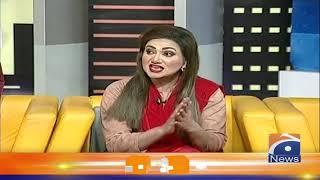 Khabarnaak   Ayesha Jahanzeb   2nd April 2020   Part 03