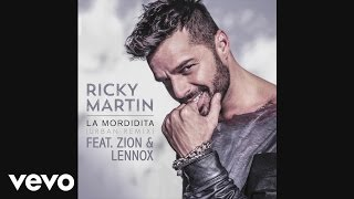 Ricky Martin - La Mordidita ft. Zion & Lennox (Urban Remix) [Cover Audio]