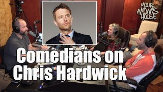Comedians React To Chris Hardwick News - YMH Highlight